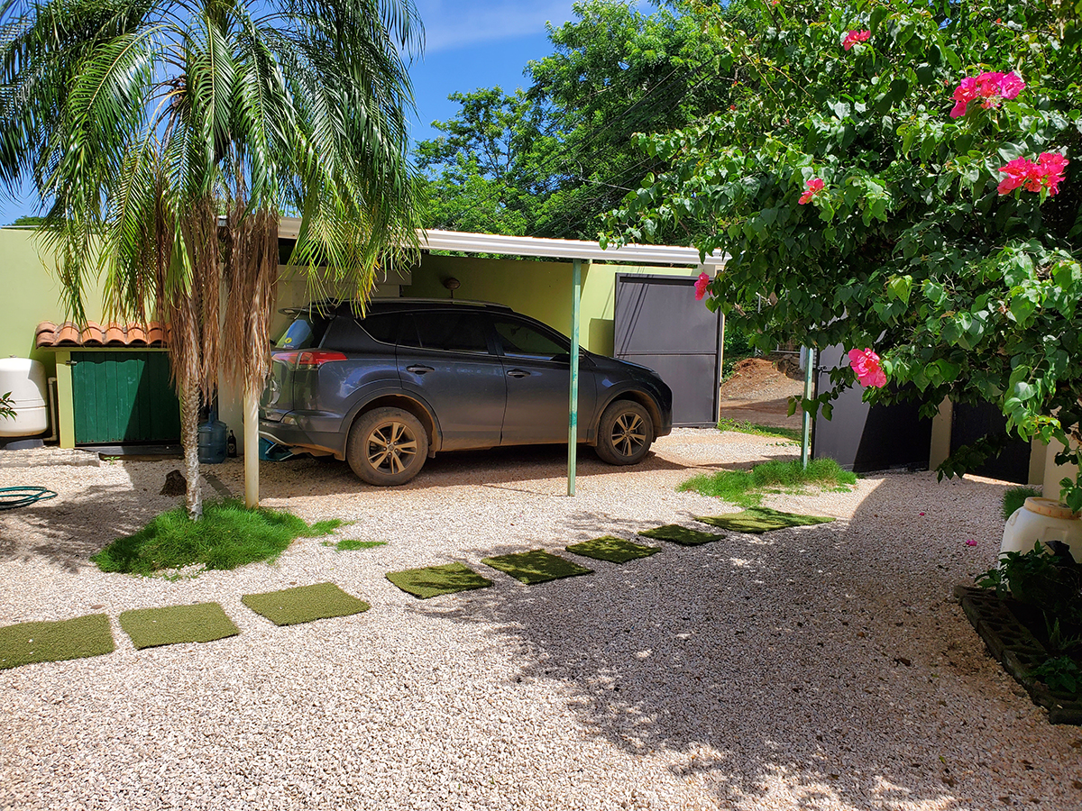 Parking and Yard